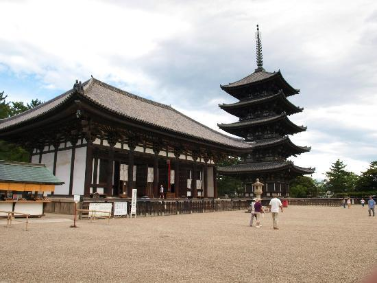 興福寺 - Picture of Kofukuji Temple, Nara - TripAdvisor