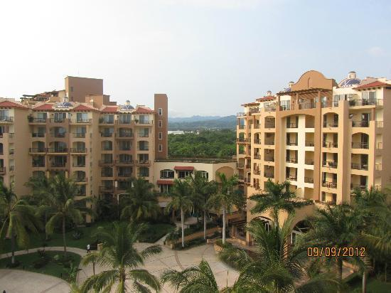Villa del Palmar Flamingos: Mountain view