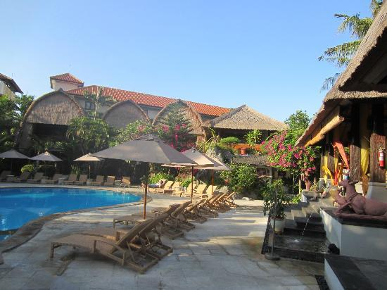 Ramayana Resort & Spa: Pool view
