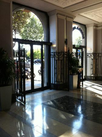 Best Western Hotel Astrid: lobby
