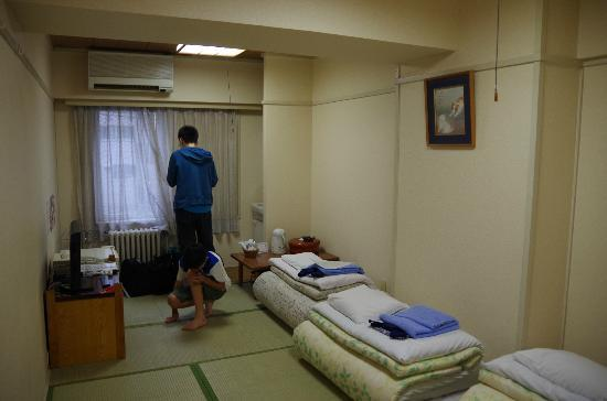 Hotel Hashimoto : 和室