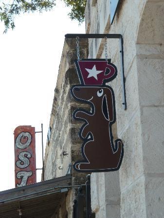 Dogleg Coffee House: Dogleg Logo