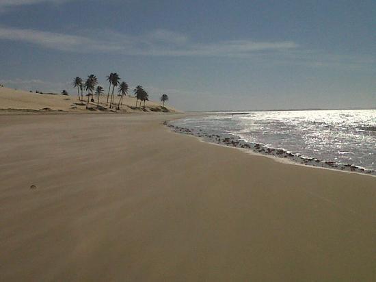 Pousada Sol & Lua : spiaggia di paracuru