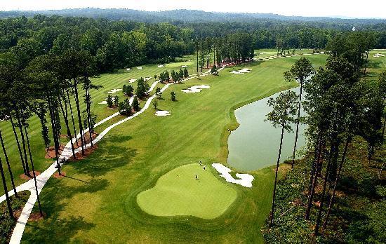 Finley Golf Course, Chapel Hill