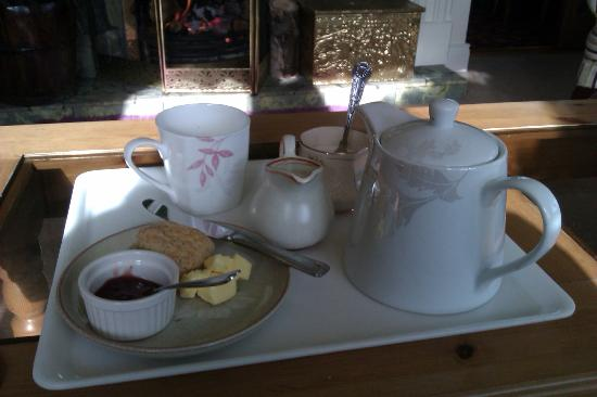 Moher House Bed and Breakfast: What welcomes you when you arrive