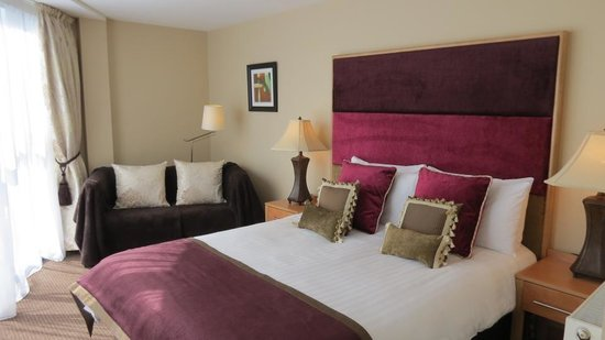 "Station House Hotel Letterkenny: Honeymoon Suite ""Gweebarra Suite"""