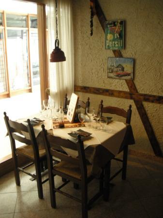 La Escalopa : Das Restaurant