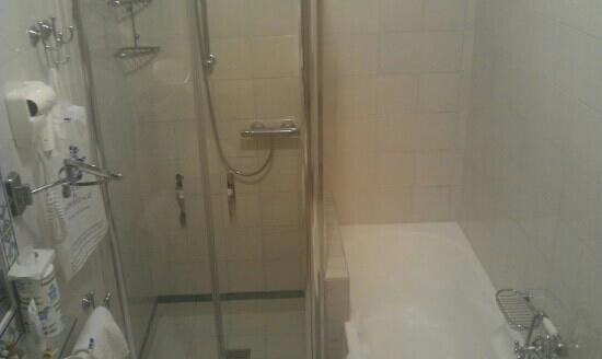 Hermitage Hotel & Resort : bagno