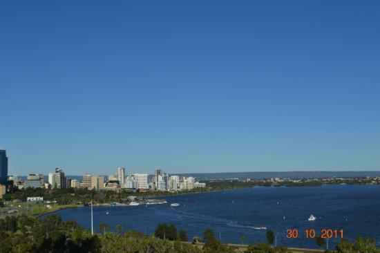 Crowne Plaza Perth: panorama 2