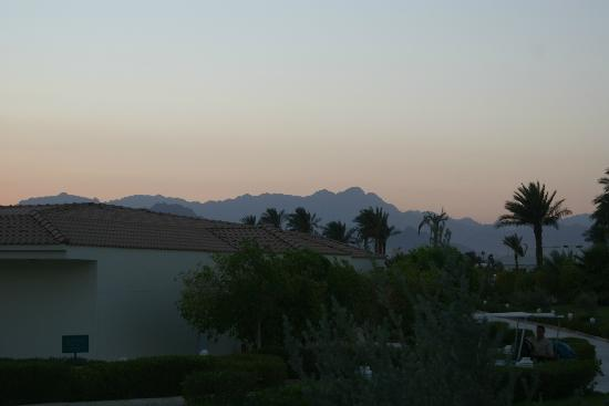 منتجع ماريتيم جولي فيل جولف شرم الشيخ: Sunset 