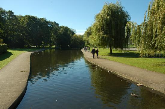 Rowntree Park. Sept. 2012.