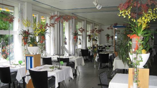 Stella Hotel Interlaken: Dining Room