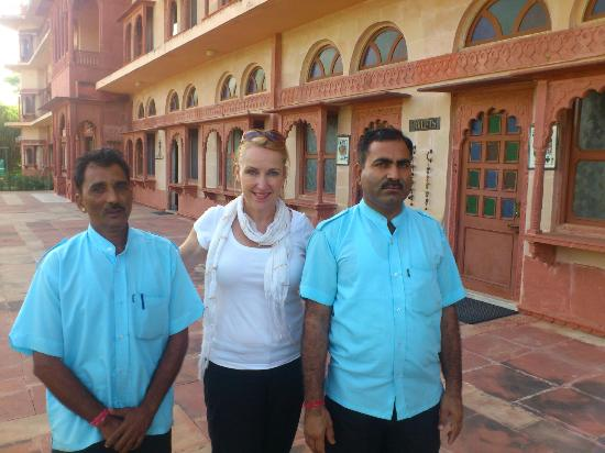 Umaid Lake Palace - An Organic Retreat: sad to say goodbye