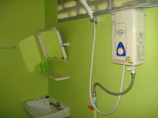 green villa badezimmer - Badezimmer Grn