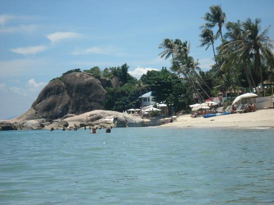 Green Villa: Lamai- Beach