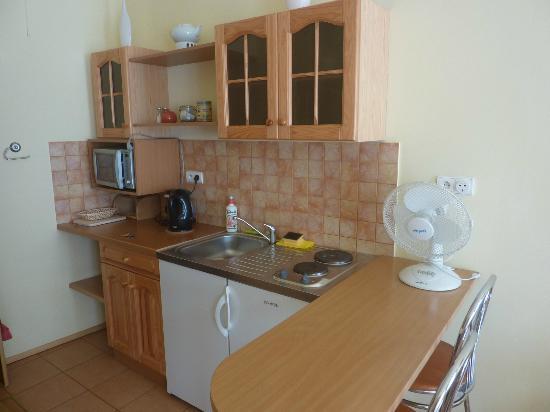 Kazimierz's Secret Apartments : Kitchen Area