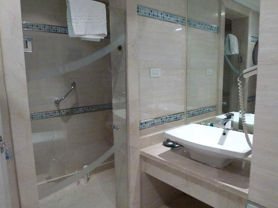 Nice Big Walk In Shower Picture Of SUNRISE Grand Select Crystal Bay Resort