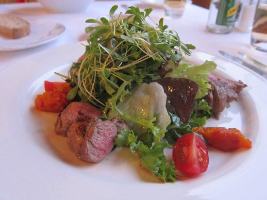 Hotel Schoenegg : Great food in a cosy setting