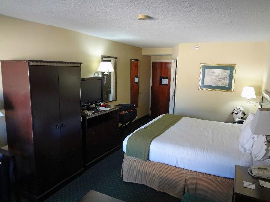 Holiday Inn Express - Medical Center Midtown: Dubbelrum