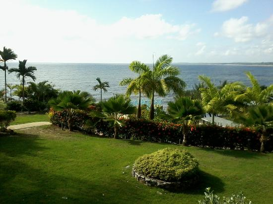 Salybia Nature Resort & Spa: panoramic view