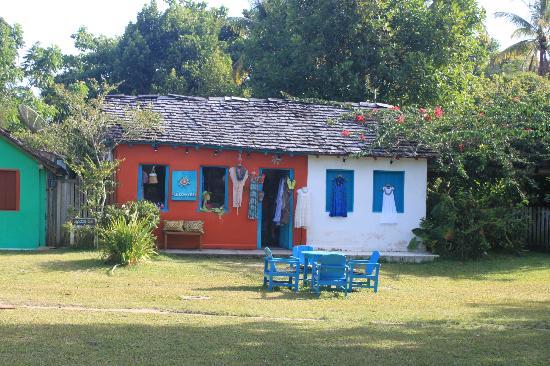 Quadrado: As casinhas coloridas