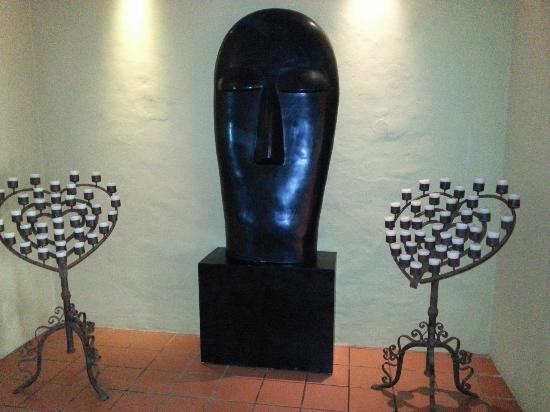 Club Med Cancun: Deco