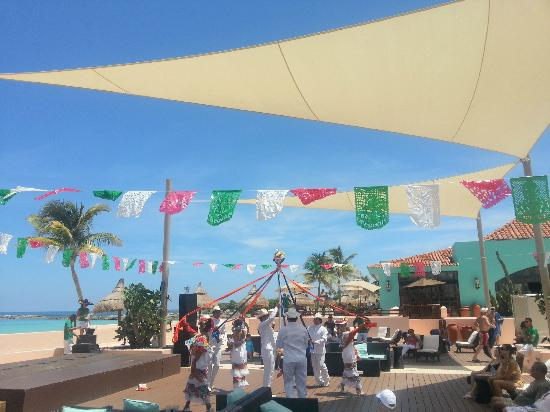 Club Med Cancun Yucatan: Outdoor