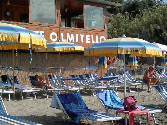 Ischia, Italia: Bar ristorante Olmitello