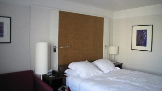 Pullman Montpellier Centre : The room itself