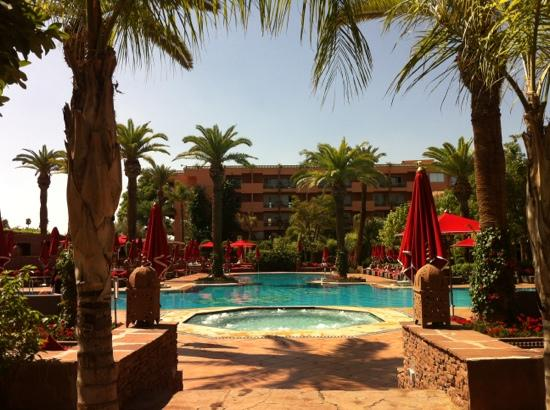 Room with a bad view picture of sofitel marrakech lounge - Piscine sofitel marrakech ...