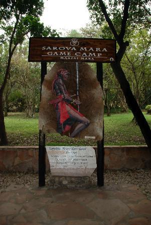 Sarova Mara Game Camp: the place to be