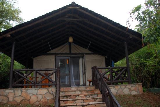 Sarova Mara Game Camp: our lodge
