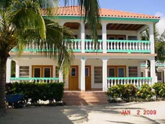 Belizean Shores Resort: unit we stayed in