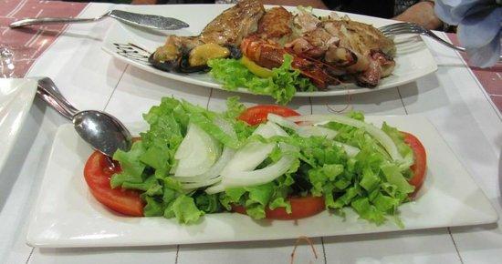 O Marineiro : Mixed Grill