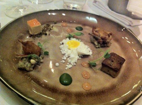 MacNean Restaurant: Food