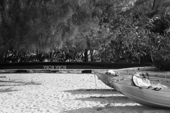 Le Meridien Bora Bora: Beach