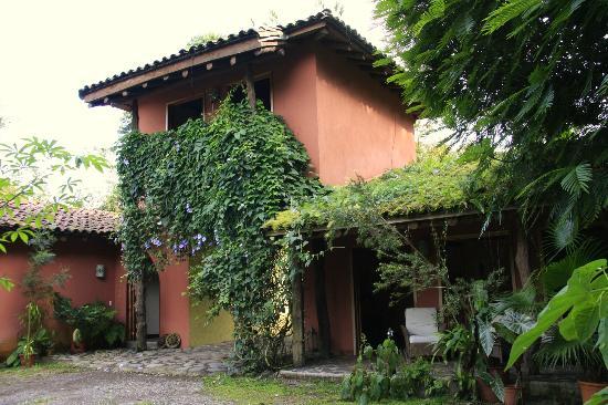 Hacienda La Isla Lodge: Die alte Kapelle = Turmzimmer