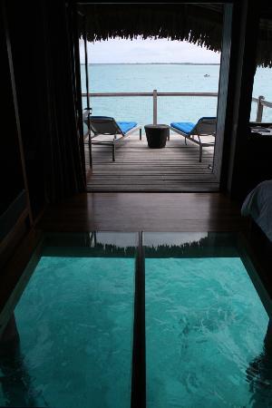 Le Meridien Bora Bora: Floor