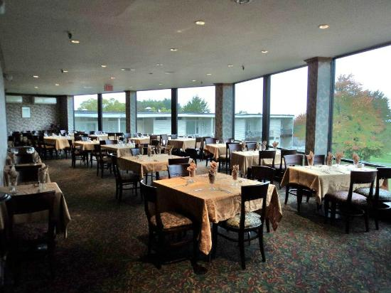 Hudson Valley Resort and Spa: Dining Room