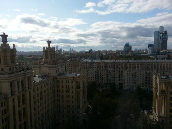 Рэдиссон Ройал Москва: Superior Room - View