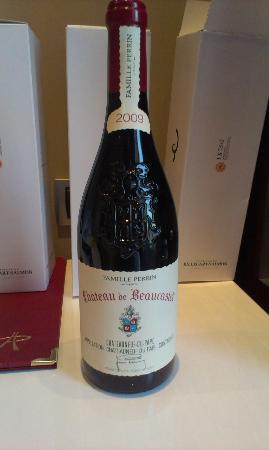 Bastide de Gordes Wine Cellar : Clos des Papes 1998