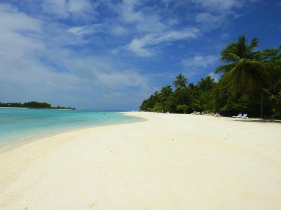 Meeru Island Resort Weather September