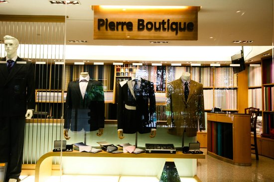 Pierre Boutique