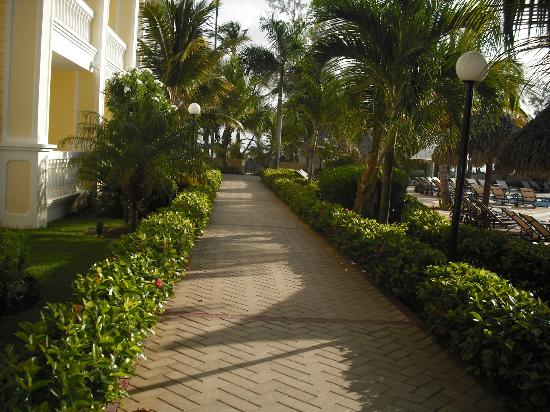 Luxury Bahia Principe Esmeralda Don Pablo Collection: grounds