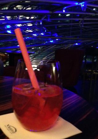 Bar Mayday - Red Bull Hangar-7: Yummy drinks