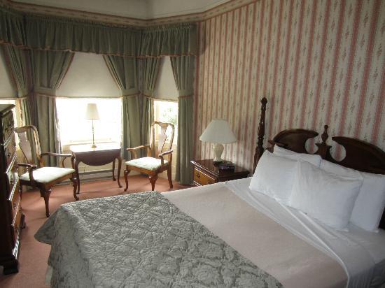 Stanyan Park Hotel: Room #212