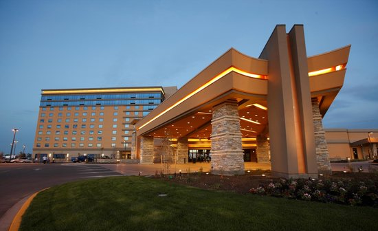 Wildhorse Resort & Casino: Tower Hotel Exterior