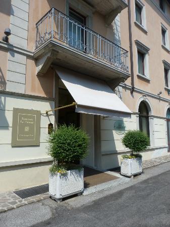 Hotel Spiaggia d'Oro - Charme & Boutique: Entrace
