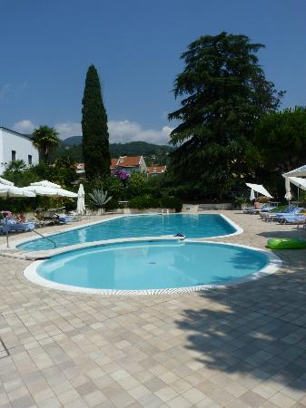 Hotel Spiaggia d'Oro - Charme & Boutique: The pools