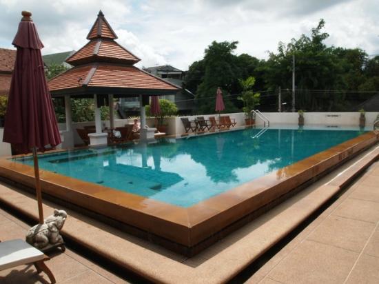 Bodhi Serene Hotel: Piscina